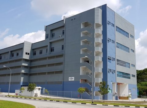 8 Tampines Industrial Drive